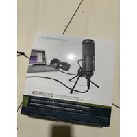mic audio technica at2020 usb