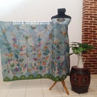 kain batik tulis Madura katun bahan baju blus dress rok kebaya dll
