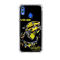 Valentino Rossi VR46 Casing Huawei Honor 8X Anti Crack Anticrack Case