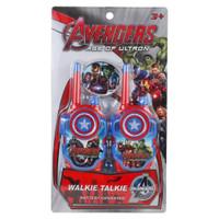 Mainan Anak HT Handy Talkie Walkie Talkie Avengers