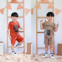 Baju Anak Laki Laki Setelan Anak Laki Laki Perempuan 1 2 3 4 5 Tahun