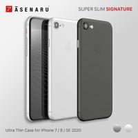 Asenaru iPhone 7/8/SE 2020 Clear Case Super Slim ClearFlex Casing