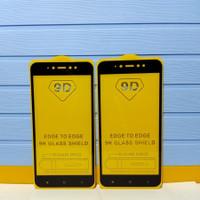 Tempered Glass Xiaomi Redmi Note 5A TG Full Layar 9D Anti Gores