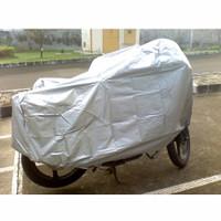 Sarung Penutup Motor Cover Pelindung Hujan & Panas Ukuran 140x240 cm