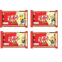 Nestle KitKat Choco Banana Minions 4F 35gram