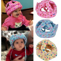 Bantal Pelindung Kepala Bayi Untuk Belajar Jalan Model Topi