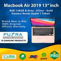 Macbook Air 2019 (13 inch , 128GB , 8GB ) Grey - Gold - Silver Apple