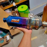 silencer knalpot prospeed pro speed r15 r25 ninja 250 gsx 150 cbr250rr