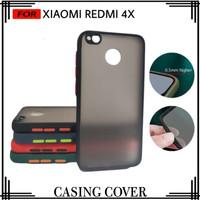 COCOSE CASE XIOMI REDMI 4X /4X PRIME ARMOR SLIME ANTI SHOCK ANTI CRACK
