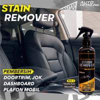 Pembersih Jok Kulit/Bludru/Dashboard/Karpet dan Plafond Mobil (SR)
