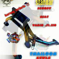 STANDAR TENGAH BEAT/SCOOPY/VARIO 110 F1 SPACY UKURAN RING 14 MURAH