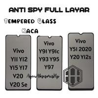 Anti SPY FULL LAYAR Vivo Y11 Y12 Y15 Y17 Y91 Y91C Y95 Y20 Y12s Y51 V20
