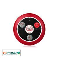 Button Transmitter Calling YK500-3N untuk Restoran atau Rumah makan