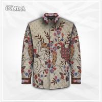 Kain Batik Tulis Sutra ATBM Baron (FULL TANAHAN) GMSB02103