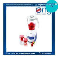 Blender Plastik 2 Liter 600 Watt Philips Hr2115 Hr 2115 Durrajh99