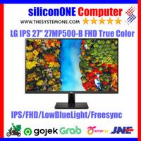 "LG 27"" IPS 27MP500 Full HD AMD Freesync Low Blue Light"