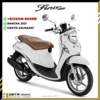 DETA-Yamaha FINO 125 (OTR JKT & TGR) 2021 Sepeda Motor