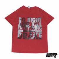 DRAKE RAPPER T SHIRT Kaos Official Bravado Young Money