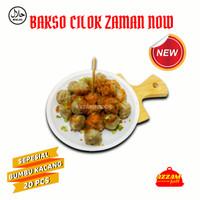 bakso cilok daging sapi+ayam.isi 20