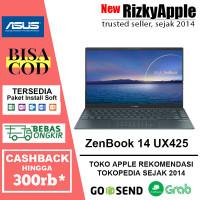 "ASUS ZenBook 14 Core i5 1035G1 8GB 512GB SSD 14"" FHD IPS WIN10 300nits"