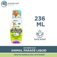 Natures Plus Animal Parade Multivitamin & Mineral Liquid