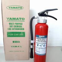 APAR Yamato YA - 4L 2 kg powder tabung pemadam api 2kg