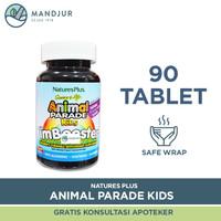 Natures Plus Animal Parade Kids ImBooster 90 Tablet