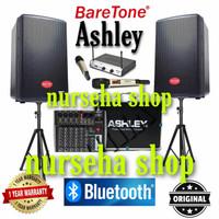 Paket Sound System Baretone Max10HD Ashley original outdoor audio