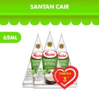 SASA Santan Cair 65ml - 3pcs