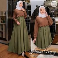 Baju Gamis Wanita Muslim Perempuan Dewasa Terbaru Maxi Dress Arabian C