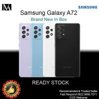SAMSUNG GALAXY A72 256GB 128GB RAM 8GB GARANSI RESMI SEIN