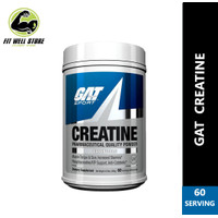 GAT Creatine 300g Pharmaceutical Grade ANS Creatine Platinum Creatine