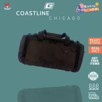 COASTLINE Tas Pakaian Baju Remaja Pria Wanita Travel Gym Bag Chicago