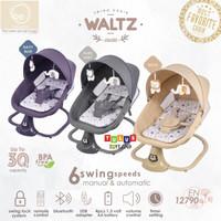 Babyelle Waltz Ayunan Bayi Otomatis Elektrik Baby Elle Chair Swing