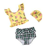 Baju Renang Tankini Bikini Swimsuit Anak Bayi Balita Perempuan SW2011