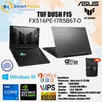 ASUS TUF DASH F15 FX516PE i7-11370H 16GB 512GB RTX3050Ti 144Hz W10+OHS