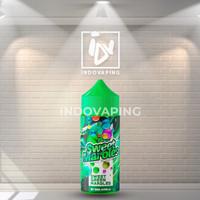 Liquid Vapor Vape - Sweet Green Marbles 3mg 100ml By Siva Aprilia