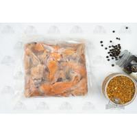 Salmon Belly | Lemak Salmon | Tetelan Salmon | 500 gr