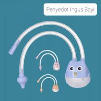 Nasal Aspirator Owl / Penyedot Sedotan ingus bayi