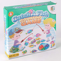Mainan Anak Import Catch A Fish Counting Game - Belajar Berhitung