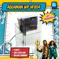 Hang On Hanging Filter Gantung Aquarium Aquascape AQUAMAN WP HF 804