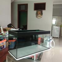 aquarium 100x50x50 8mm