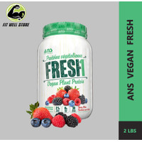 ANS Vegan FRESH 2lbs plant protein vegan protein evl plant on plant pr