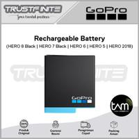 GoPro Rechargeable Battery HERO 8 BLACK 7 / 6 / 5 Original Garansi TAM