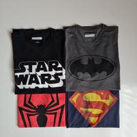 Kaos Pria Mavel logo/ kaos pria keren/ kaos pria polos / kaos pria hit - XS, SPIDER-MAN