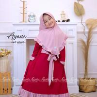 Gamis - Ayana Dress Kids by Azamka