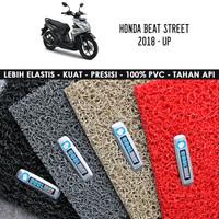 KARPET MOTOR HONDA BEAT STREET 2018-UP SPORTY, ALAS KAKI