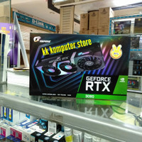 VGA IGAME RTX 3080 ULTRA OC 10GB GDDR6X COLORFUL RTX 3080 ULTRA OC