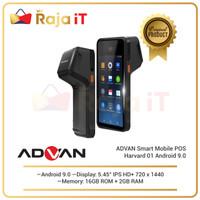ADVAN Smart Mobile POS Harvard 01, Android 9.0 Thermal Printer