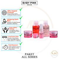 BABY PINK SKINCARE WHITENING ACNE SERIES BABYPINK PELEMBAB WAJAH CREAM